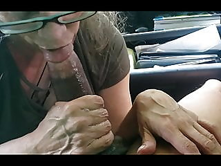 blowjob,mature,interracial