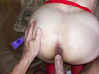 amateur,anal,stockings