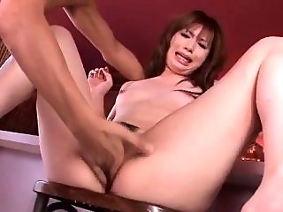 asian,fingering,hairy