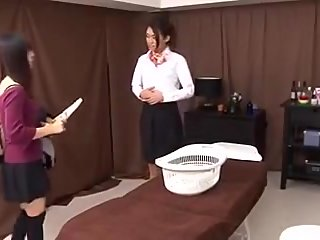 bukkake,japanese,massage