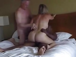 interracial,cuckold,homemade