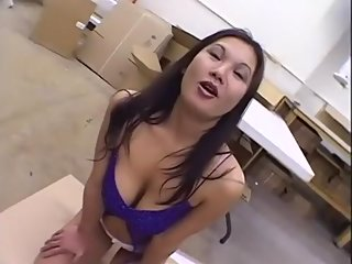 asian,big tits,blowjob